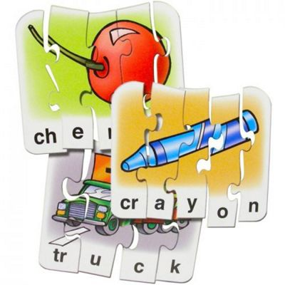 Frank More Play And Spell Puzzle