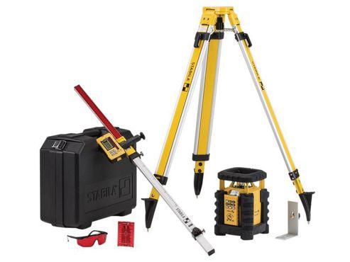Stabila LAR 350 Rotation Laser L-Set