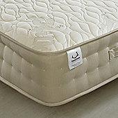 Happy Beds Milk Vitality 2000 Pocket Sprung Memory, Latex and Reflex Foam Mattress