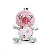 BreathableBaby Soft Mesh Toy - Bella Bird