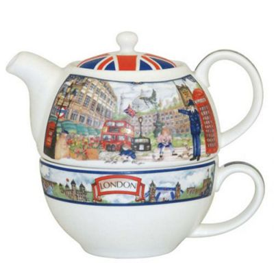 Churchill James Sadler Tea for One Teapot
