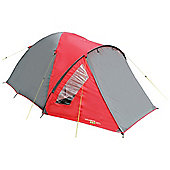 Yellowstone 2 Man Ascent Tent 3 Season Red