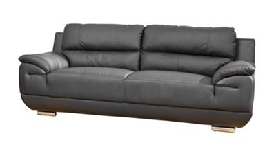 Sofa Collection Palencia Sofa - 3 Seat - Black