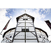 Shakespeare's Globe Exhibition and Tour for Two