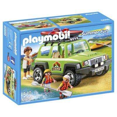 Playmobil 6889 Summer Fun Off-Road Suv