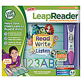 LeapFrog LeapReader Reading and Writing System Pink