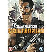 Commando Theatrical Cut DVD