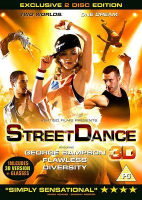 Street Dance (3D Blu-ray)