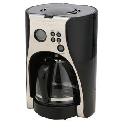 Meyer Prestige 50669 Deco Digital Coffee Maker Black