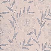 Superfresco Easy Flora Wallpaper - Taupe