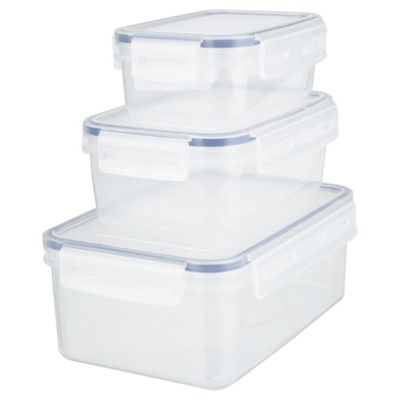 Set of 3 Klipfresh Foodsavers