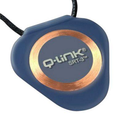Q-Link Acrylic SRT-3 Waterproof Durable Utilitarian Body fitness Pendant-Twilight