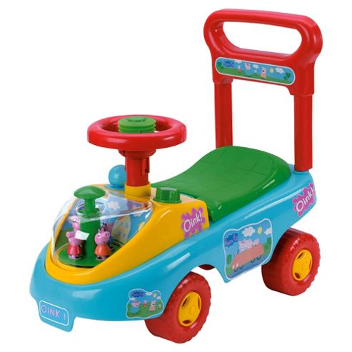 Peppa Pig Deluxe Ride-On