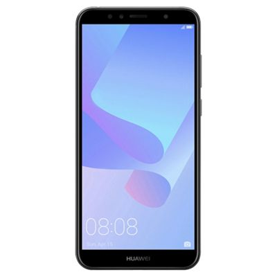 Tesco Mobile Huawei Y6 2018 BLACK