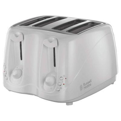Russell Hobbs 13899 4 Slice Toaster - White
