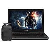 "ASUS FX503VM-DM093T Gaming Laptop 15.6"" Intel Core i7 GeForce GTX 1060 8GB RAM 1000GB 128GB SSD Windows 10 Gaming laptop Black"