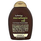 OGX Macadamia Oil   Conditioner385Ml