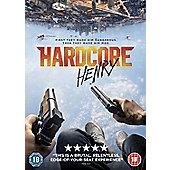 Hardcore Henry DVD