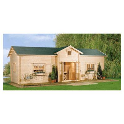 Buy finnforest finnlife helsinki log cabin from our log for Buy log house