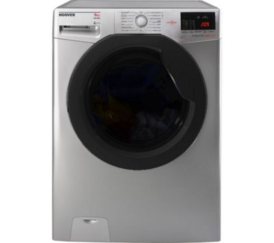 Hoover DXOC69AFN3R 9KG 1600RPM Washing Machine in Graphite