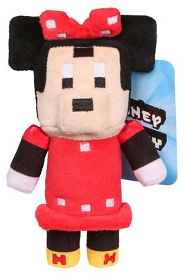 Disney Crossy Road Plush Toy Polka Dot Minnie