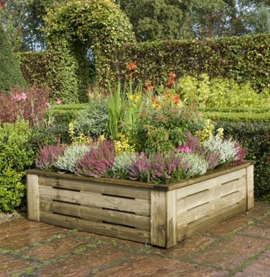 Heavy Duty Raised Planter 4ft x 4ft