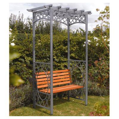 Rowlinson Wrenbury Seat Arbour