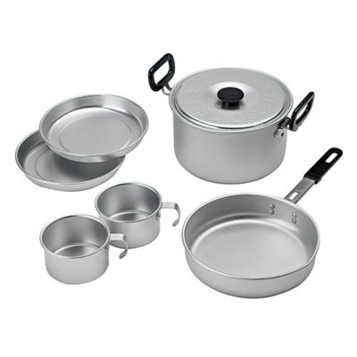 Tesco Camping Cooking Set