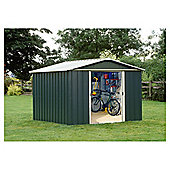 Yardmaster 9'4x7'5 Titan Metal Apex Shed
