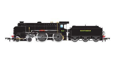 Hornby Steam Locomotive SR 4-4-0 'Shrewsbury' Schools Class