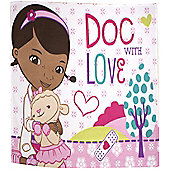 Disney Doc McStuffins Hugs Fleece Blanket