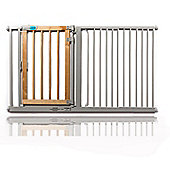 Bettacare Auto Close Gate Wooden with 79.2cm Extension