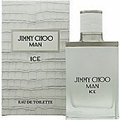 Jimmy Choo Man Ice Eau de Toilette (EDT) 50ml Spray For Men