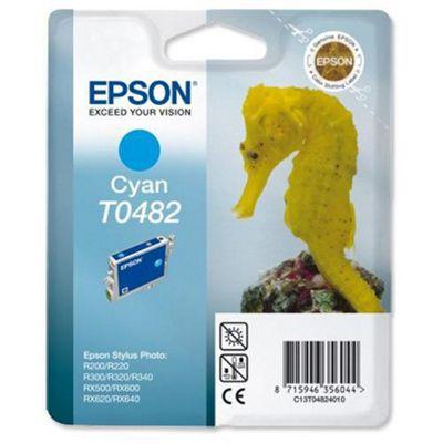 Epson T0482 printer Ink Cartridge - Cyan