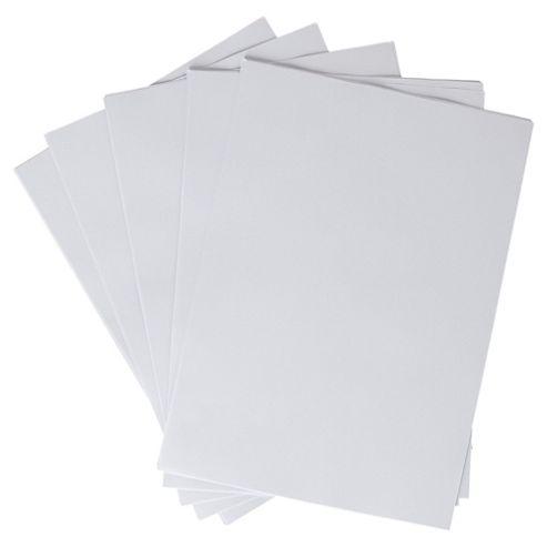 Tesco A4 Extra White 90Gsm Paper, 500 Sheets