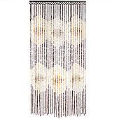 Tuscany Eyes Door Curtain 90x180cm
