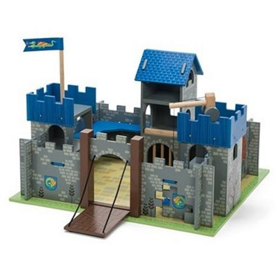 Le Toy Van Excalibur Castle (Blue)