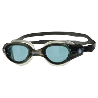 Zoggs Phoenix Adult Swimming Goggles, Smoke