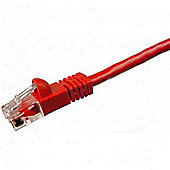 Belkin 10m CAT5 RJ45 snagless Patch Cable Red
