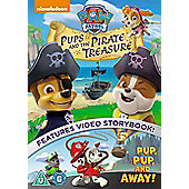 Paw Patrol: Pups And The Pirate Ship DVD