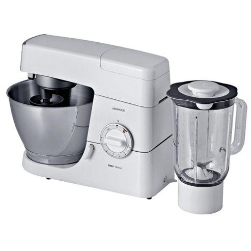 Kenwood Chef KM336 800W 4.6l Food Processor - White