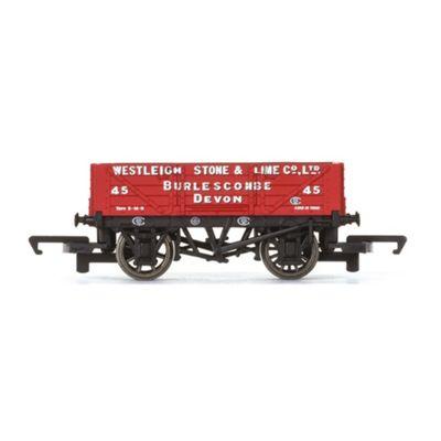 HORNBY Wagon R6743 4 Plank Westleigh Stone & Lime Co.Ltd.