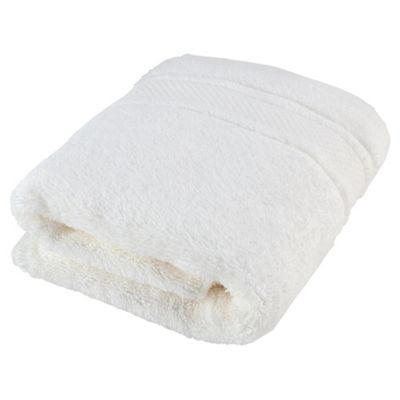 Finest Pima Cotton Hand Towel - White