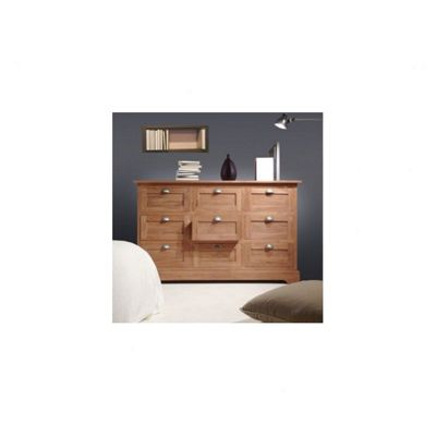 Tikamoon Neo Classic 9 Drawer Chest