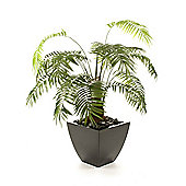 "Artificial 3ft 6"" Kentia Palm Tree"