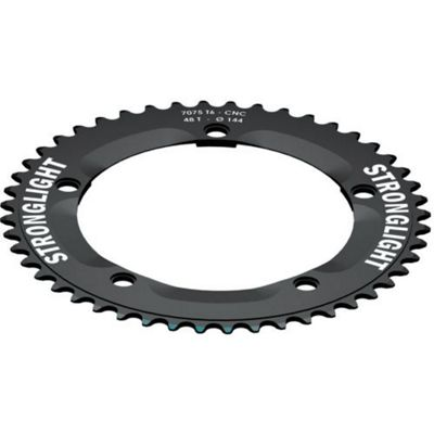 Stronglight 5-Arm/144mm Track Chainring: 49T