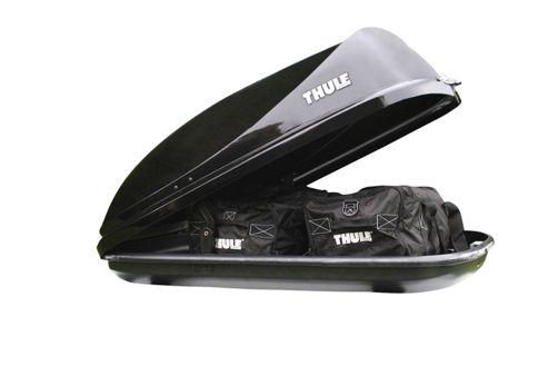 Thule Ocean 80 Budget Black Glossy Roofbox