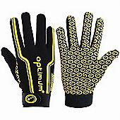 Optimum Velocity Full Finger Glove - Black