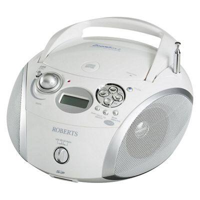 buy roberts zoombox 2 dab dab fm sd usb radio with cd player from our portable radio range tesco. Black Bedroom Furniture Sets. Home Design Ideas