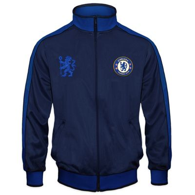 Chelsea FC Boys Track Jacket 8-9 Years